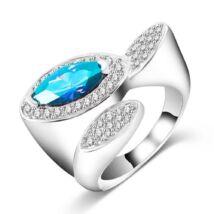 Kék hercegnő -  divatgyűrű