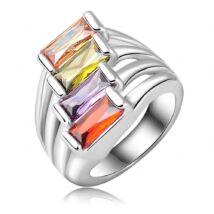 Csodanégyes -  divatgyűrű