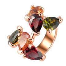 Gouttes -  divatgyűrű