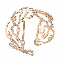 Boccadamo Jewels - bronz karperec-Bloom -rózsaarany