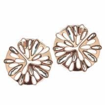 Boccadamo Jewels - bronz fülbevaló -FIREWORKS - arany