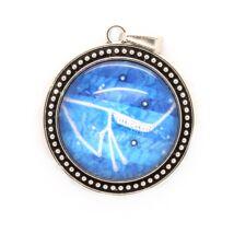 Összeszedett Bak-nyaklánc a Bak csillagképpel - nagy medál