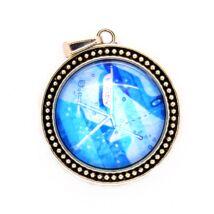 Derűlátó Sas - nyaklánc a Sas csillagképpel - nagy medál