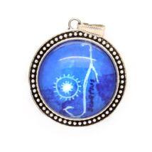 Titokzatos Skorpió- nyaklánc a Skorpió csillagképpel - nagy medál