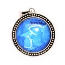 Szabad Vízöntő - nyaklánc a Vízöntő csillagképpel - nagy medál