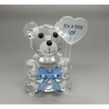 """""""It's a boy"""" - kristálymackó"""