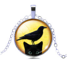 Black cat nyaklánc  5.