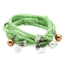 Mya - Turbolenza Fluo-pöttyös zöld