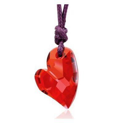 Mi corazón 2. medál kötélen-piros