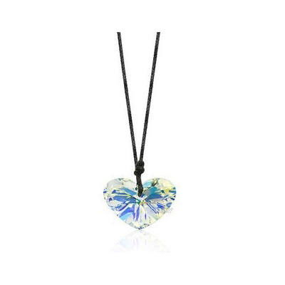 Heart - Swarovski kristályos - Medál