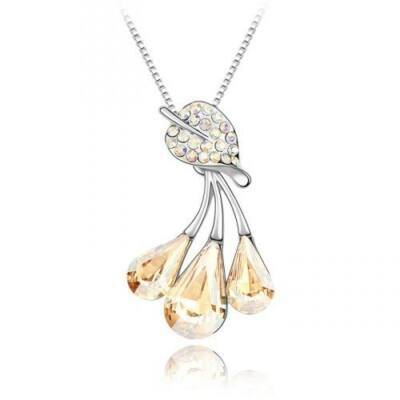 Tentorium - Swarovski kristályos - Medál