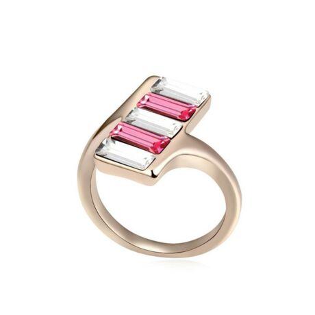Passo - Swarovski kristályos - Gyűrű
