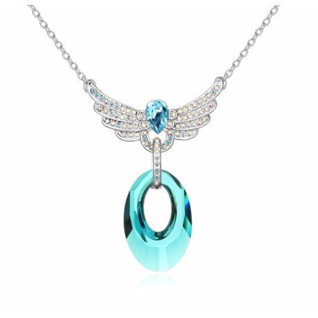Főnix -nyaklánc - kék