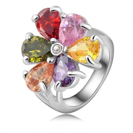 Álom-virág -  divatgyűrű