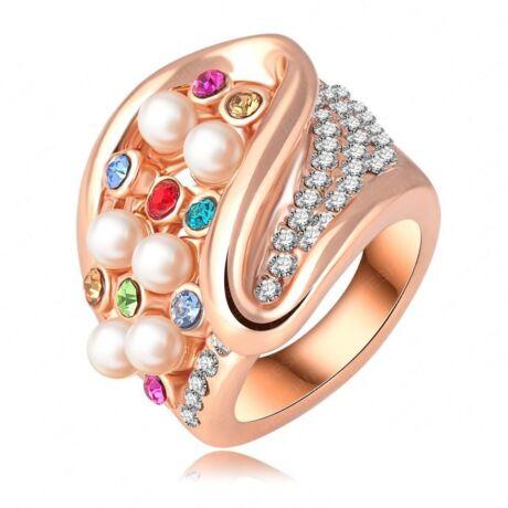 Cirkalmas álom -  divatgyűrű