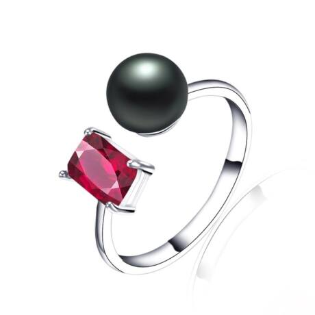 Ingegerd - valódi gyöngyből készült gyűrű