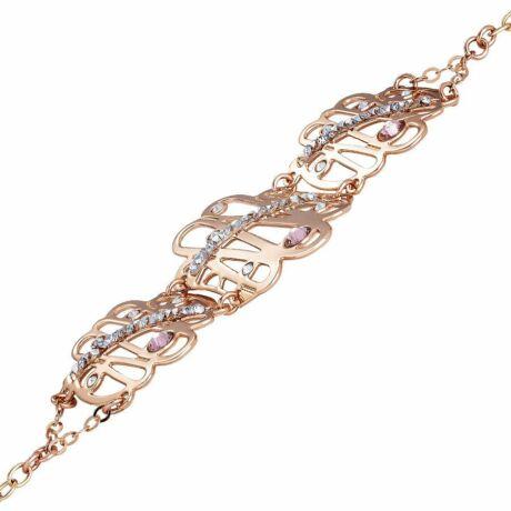 Boccadamo Jewels - bronz karperec-Melodia-rózsaarany