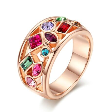 Lilee - cirkóniaköves divatgyűrű