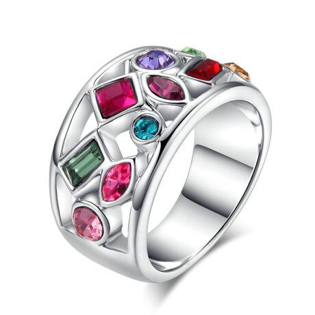 Ealish - cirkóniaköves divatgyűrű