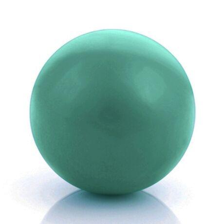 Spirituális angyalhívó gömb - sötétzöld- 16 mm