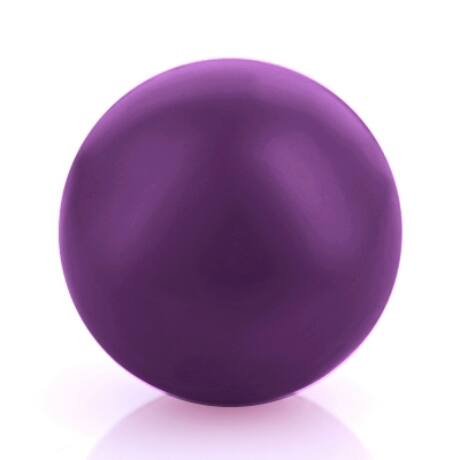 Spirituális angyalhívó gömb - sötétlila- 16 mm