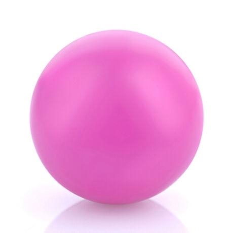 Spirituális angyalhívó gömb - sötét rózsaszín- 16 mm