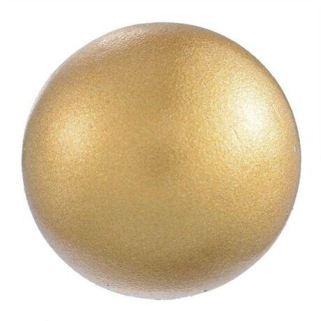 Spirituális angyalhívó gömb - arany- 16 mm