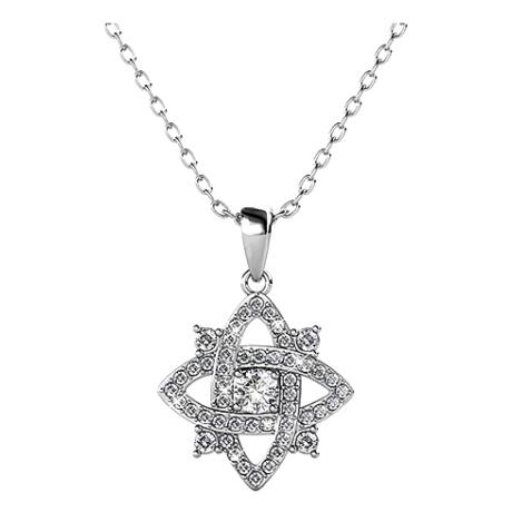 Csillagom - Swarovski kristályos  nyaklánc