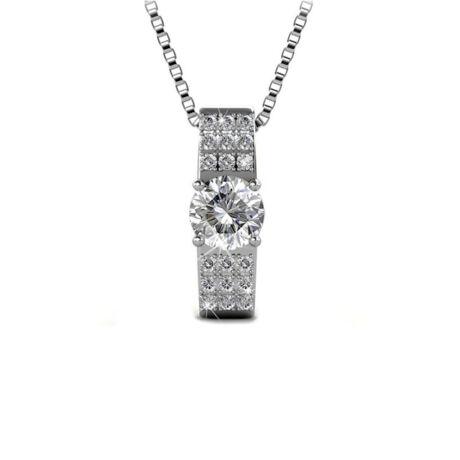 Lovely Ring- Swarovski kristályos nyaklánc díszdobozban