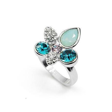 Kék tulipán - Gyűrű
