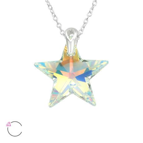 Star-  Ezüst nyaklánc medállal